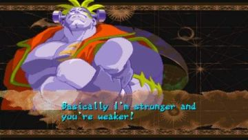 Immagine -5 del gioco Darkstalkers Chronicle: The Chaos Tower per PlayStation PSP