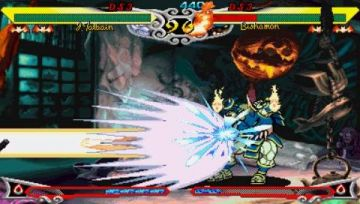 Immagine -4 del gioco Darkstalkers Chronicle: The Chaos Tower per PlayStation PSP