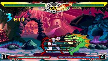 Immagine -2 del gioco Darkstalkers Chronicle: The Chaos Tower per PlayStation PSP