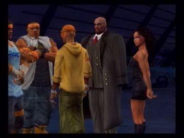 Immagine -5 del gioco Def Jam Vendetta per PlayStation 2