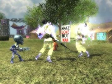 Immagine -2 del gioco Destroy All Humans! 2 per PlayStation 2