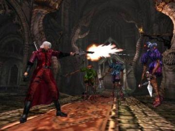 Immagine -4 del gioco Devil May Cry per PlayStation 2
