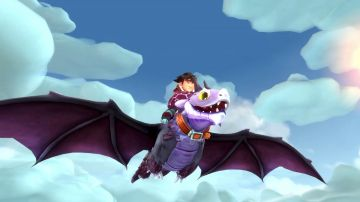 Immagine -1 del gioco DreamWorks Dragons: L'alba dei nuovi cavalieri per PlayStation 4