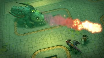 Immagine -2 del gioco DreamWorks Dragons: L'alba dei nuovi cavalieri per PlayStation 4