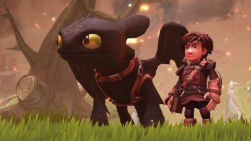 Immagine -5 del gioco DreamWorks Dragons: L'alba dei nuovi cavalieri per PlayStation 4