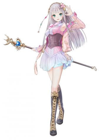 Immagine -5 del gioco Atelier Lulua: The Scion of Arland per Nintendo Switch