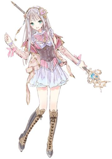Immagine -3 del gioco Atelier Lulua: The Scion of Arland per Nintendo Switch