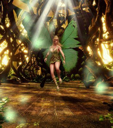 Immagine -10 del gioco Eternity: The Last Unicorn per PlayStation 4