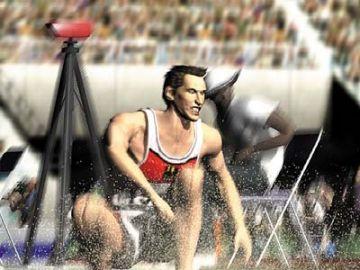 Immagine -3 del gioco Espn Track&Field per PlayStation 2