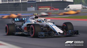 Immagine -1 del gioco F1 2018 per Playstation 4