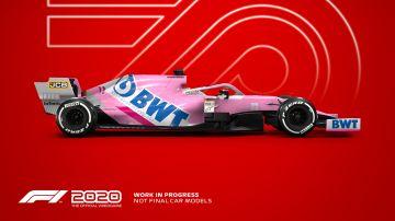 Immagine -1 del gioco F1 2020 per PlayStation 4