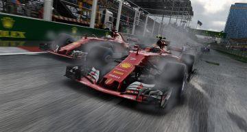 Immagine 0 del gioco F1 2017 per PlayStation 4