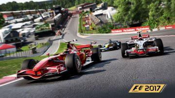 Immagine -3 del gioco F1 2017 per PlayStation 4