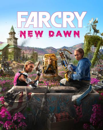 Immagine -5 del gioco Far Cry New Dawn per PlayStation 4