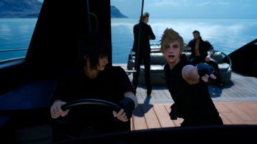 Immagine -4 del gioco Final Fantasy XV: Royal Edition per Xbox One