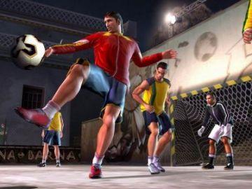 Immagine -15 del gioco FIFA Street per PlayStation 2