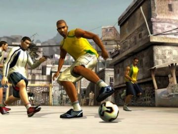 Immagine -14 del gioco FIFA Street per PlayStation 2