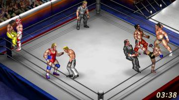 Immagine -3 del gioco Fire Pro Wrestling World per PlayStation 4
