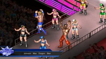 Immagine -5 del gioco Fire Pro Wrestling World per PlayStation 4