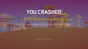 Immagine -1 del gioco FutureGrind per PlayStation 4