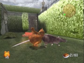 Immagine -3 del gioco Garfield 2 per PlayStation 2