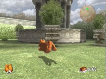 Immagine -1 del gioco Garfield 2 per PlayStation 2