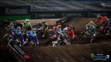 Immagine -4 del gioco Monster Energy Supercross - The Official Videogame 3 per Nintendo Switch