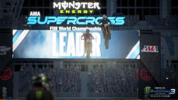 Immagine -9 del gioco Monster Energy Supercross - The Official Videogame 3 per PlayStation 4