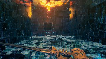 Immagine -2 del gioco Ghostrunner per Nintendo Switch