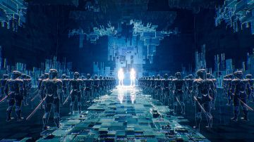 Immagine -1 del gioco Ghostrunner per Nintendo Switch