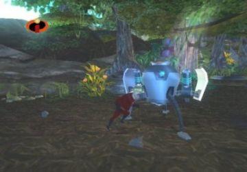 Immagine -4 del gioco Gli Incredibili per PlayStation 2