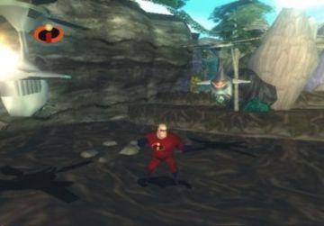 Immagine -3 del gioco Gli Incredibili per PlayStation 2