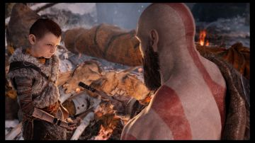 Immagine -8 del gioco God of War per Playstation 4