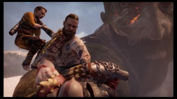 Immagine 78 del gioco God of War per PlayStation 4