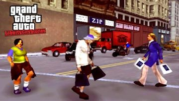 Immagine -2 del gioco Grand Theft Auto: Liberty City Stories per PlayStation PSP