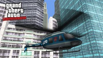 Immagine -1 del gioco Grand Theft Auto: Liberty City Stories per PlayStation PSP