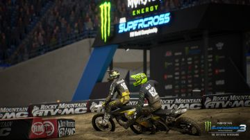 Immagine 0 del gioco Monster Energy Supercross - The Official Videogame 3 per PlayStation 4