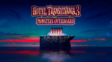 Immagine -1 del gioco Hotel Transylvania 3: Mostri in mare per Playstation 4