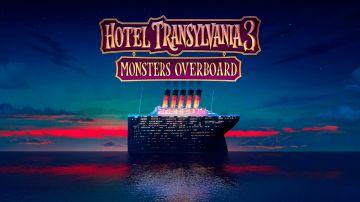 Immagine -3 del gioco Hotel Transylvania 3: Mostri in mare per Nintendo Switch
