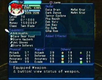 Immagine -15 del gioco Hack Quarantine per PlayStation 2