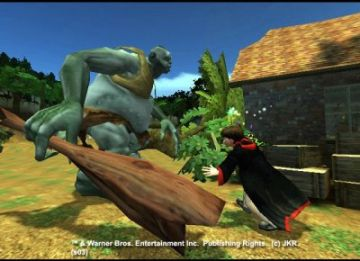 Immagine -1 del gioco Harry Potter e la pietra filosofale per PlayStation 2