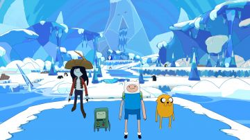 Immagine -2 del gioco Adventure Time: i Pirati dell'Enchiridion per Playstation 4