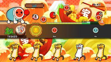 Immagine -5 del gioco Taiko no Tatsujin: Drum Session! per Playstation 4