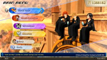 Immagine -1 del gioco Kingdom Hearts: Melody of Memory per Xbox One