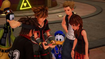 Immagine -3 del gioco Kingdom Hearts 3 per PlayStation 4