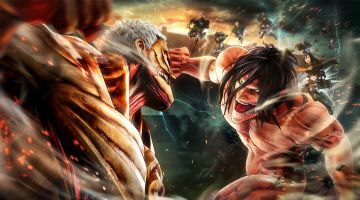 Immagine -2 del gioco Attack on Titan 2 per PlayStation 4