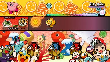 Immagine -4 del gioco Taiko no Tatsujin: Drum 'n' Fun! per Nintendo Switch