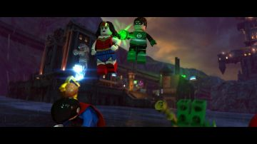 Immagine -2 del gioco LEGO DC Super-Villains per PlayStation 4