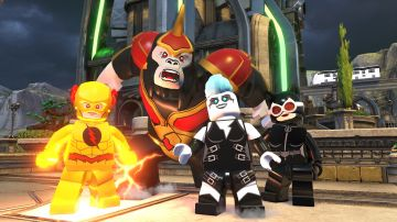 Immagine -5 del gioco LEGO DC Super-Villains per Nintendo Switch