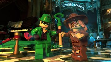 Immagine -2 del gioco LEGO DC Super-Villains per Nintendo Switch
